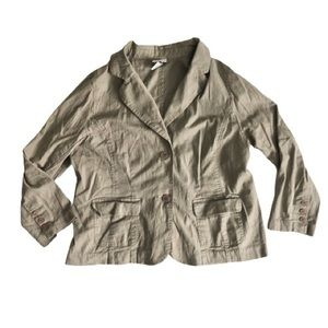 White Stag taupe jacket
